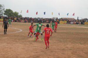 भोजपुर गोल्डकपः सहज जित निकाल्दै अफ्रिकन टीम सेमिफाइनलमा