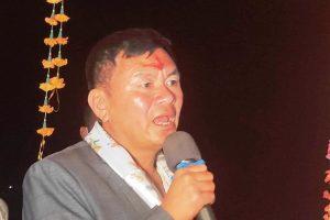 भ्रष्टाचार नियन्त्रणलाई अभियानको रुपमा अगाडि बढाएका छौं : अध्यक्ष राई