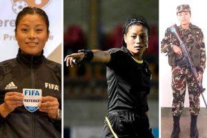 अन्जना राईः स्कुले खेलाडीदेखि फिफा रेफ्रीसम्मको यात्रा