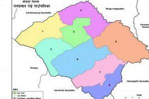 भोजपुरको रामप्रसाद राई गाउँपालिकाका जनप्रतिनिधि र कर्मचारी सहित १८ जनामा कोरोना पोजेटिभ